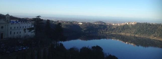 Nemi e il suo lago da wikipedia ettore ricci - Lo specchio di diana nemi ...